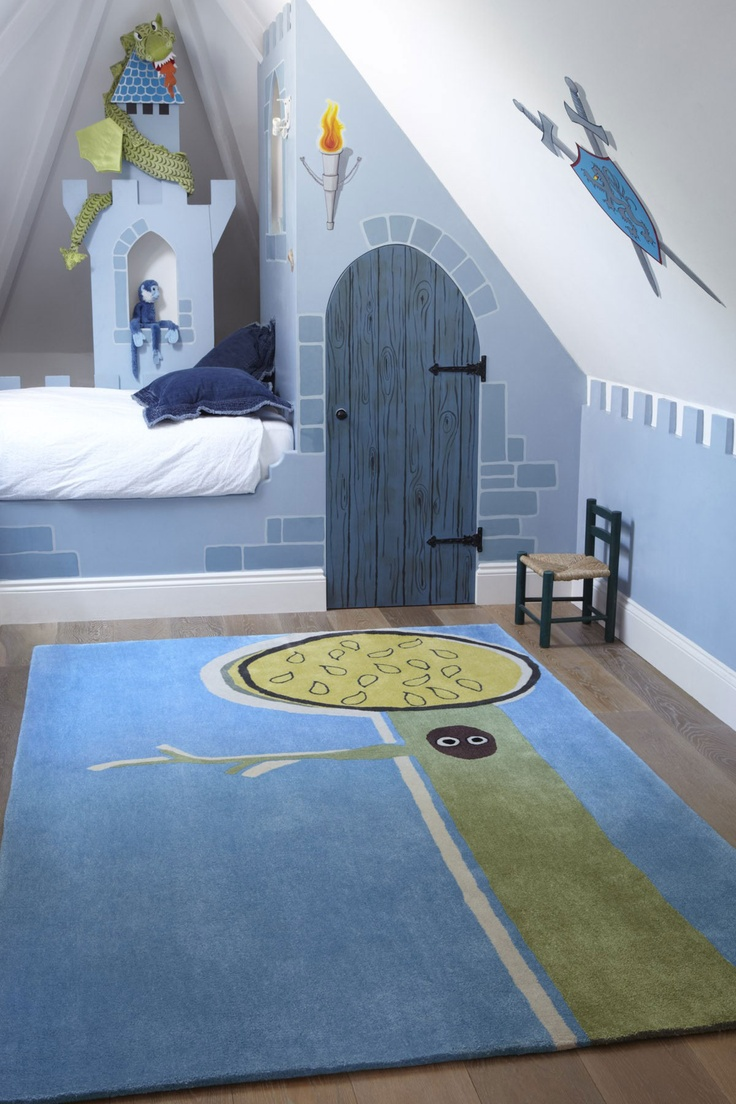 22 best castle themed rooms for boys images on pinterest for Castle bedroom ideas