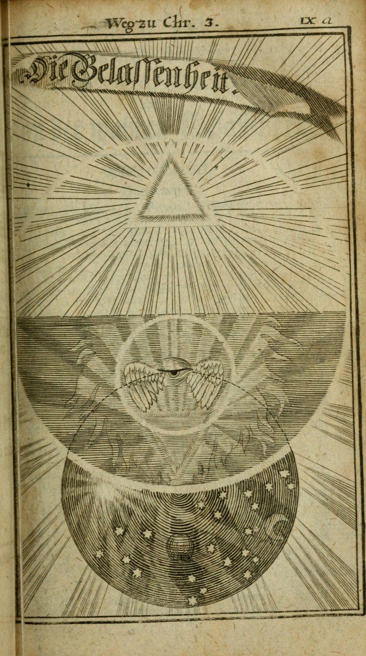 Theosophia revelata, Jokob Böhme, 1730- US public domain via wikimedia
