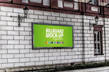 free-billboard-poster-mockup