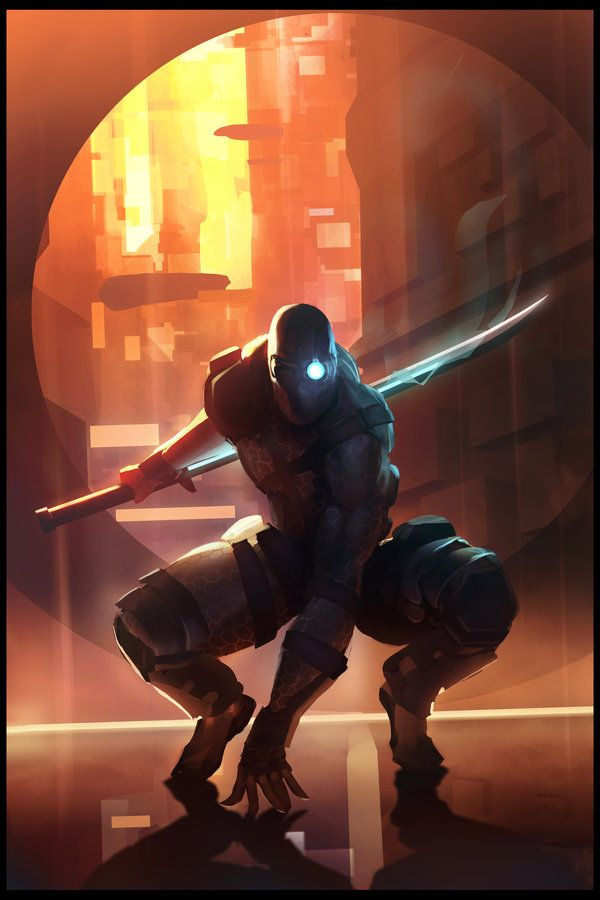 """Specter Ops illustrations - by Balance-Sheet (Steve Hamilton) Spider The Beast Cobra """"copyright Plaid Hat Games 2014 Worked on the art assets for Specter Ops throughout last year, now available for..."""