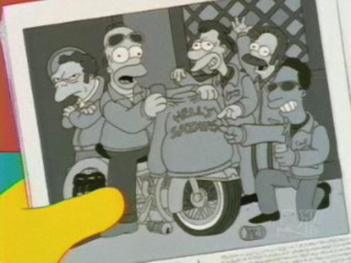 Happy Birthday Apu The Simpsons Cake