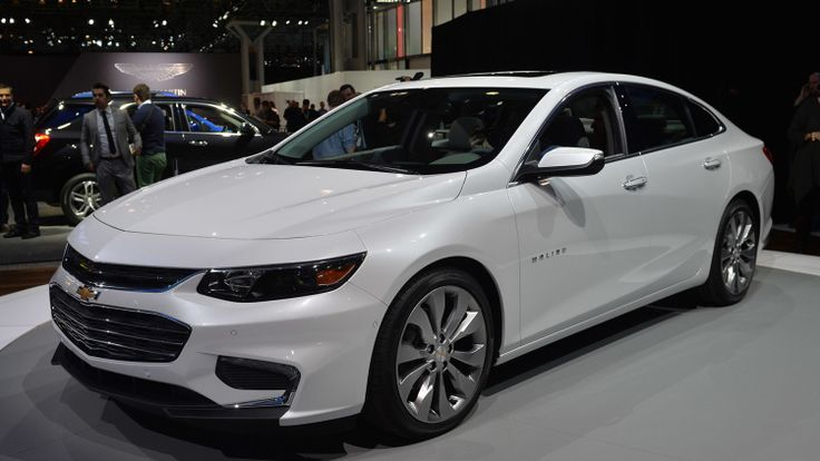 2016 Chevrolet Malibu #white #car