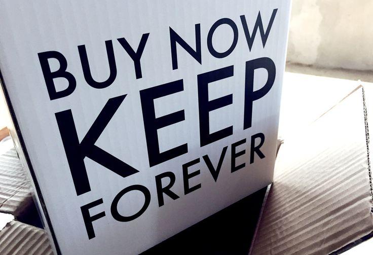 """La filosofía #Artek: """"Compra ahora, conserva para siempre""""."""