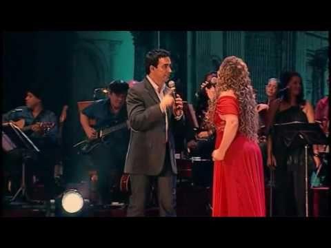 """Padre Fábio de Melo e Celina Borges - Tudo Posso (DVD e CD """"Eu e o Tempo"""")"""