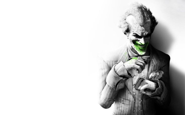 Batman Joker Video Games Arkham City Rocksteady Studios Robin
