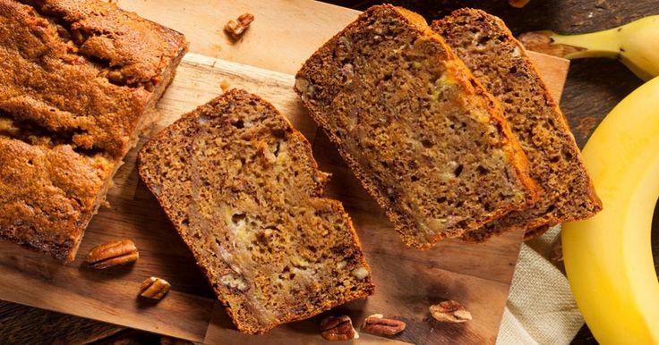Ne cherchez pas plus loin, un pain qui ne contient pas de sucre raffiné... on veut la recette tout de suite!