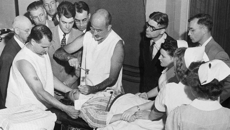 Mengele realizó experimentos carentes de lógica científica y realizó disecciones, transmitió bacterias, amputaciones de ojos, labios y transfusiones