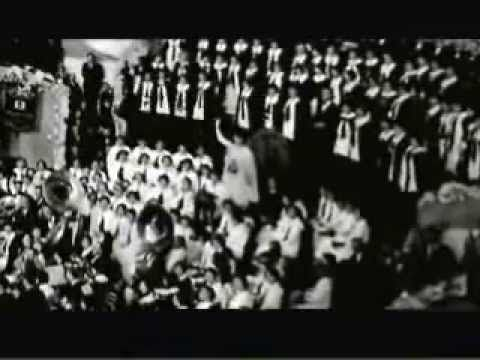 Sister Aimee Semple McPherson - Opening of Angelus Temple in Los Angeles...