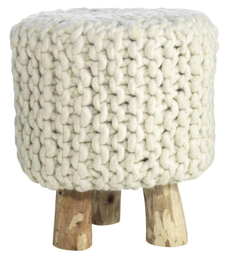 Stolička Woolen | Nordic Day