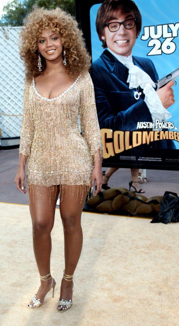 Beyoncé  Austin Power - Goldmembers
