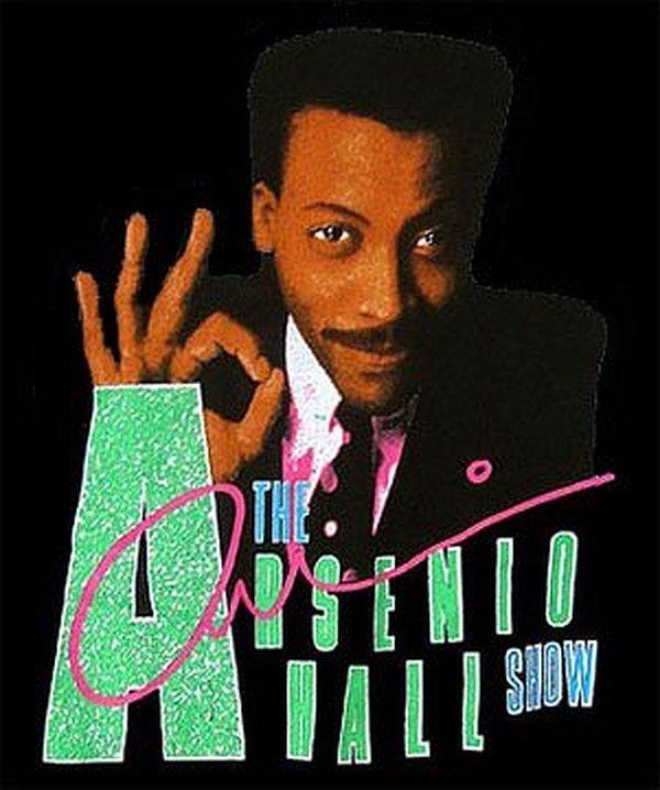 The Arsenio Hall Show (TV Series 1989–1994)