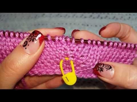 Расчет петель на свитер-реглан. - YouTube