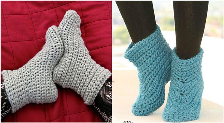 253 Best Knit Cro Slippers Socks Flip Flops Images On