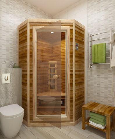 сауна в квартире дизайн - Поиск в Google