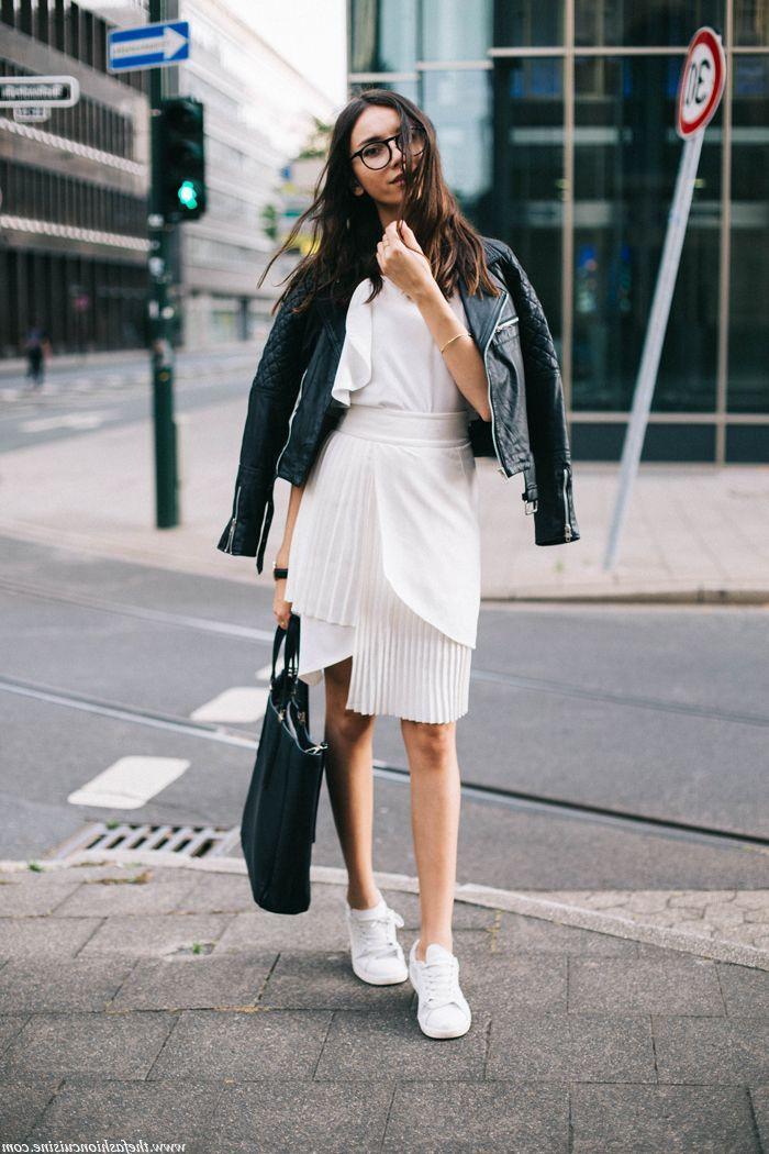 8b825bd2a30d6 ▷ 1001 + photos de tenue avec basket pour s'habiller bien aujourd ...