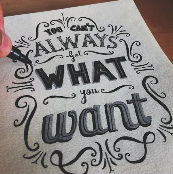 Handwritten Typography Vol 1 By Joao Neves Via Behance