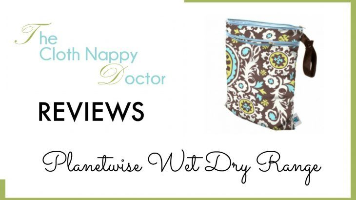 Planetwise Wet Dry Bags: Cloth Nappy Doctor Review