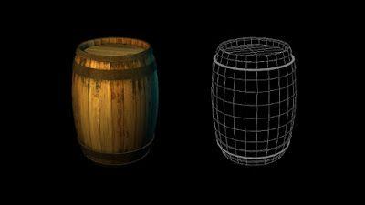 87shamrock leaves • Vera Dakhova: Barrel model