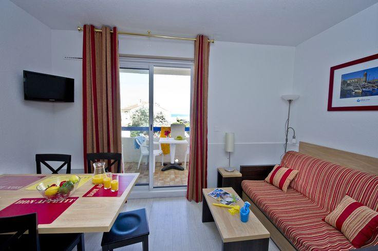 Exemple de séjour de la résidence Le Grand Bleu à Port Barcarès !