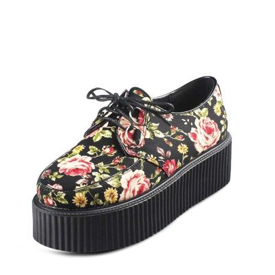 Masterpiece Double Sole Creeper Shoes wi  EUR 39.00