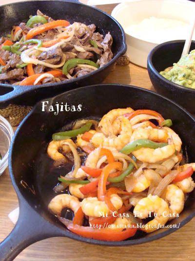メキシコ料理*Fajitas(ファヒータス) by Omamamaさん | レシピブログ ...