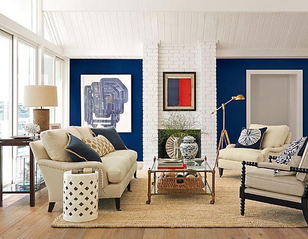 Incorporate Subtle Pops Of Color Into A Neutral Home Color Palette Monday 6 Coastal Living