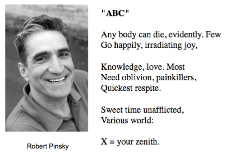 Robert Pinsky abc