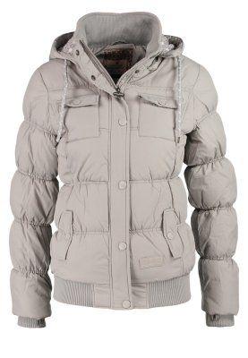 Light jacket - dawn grey–white melange