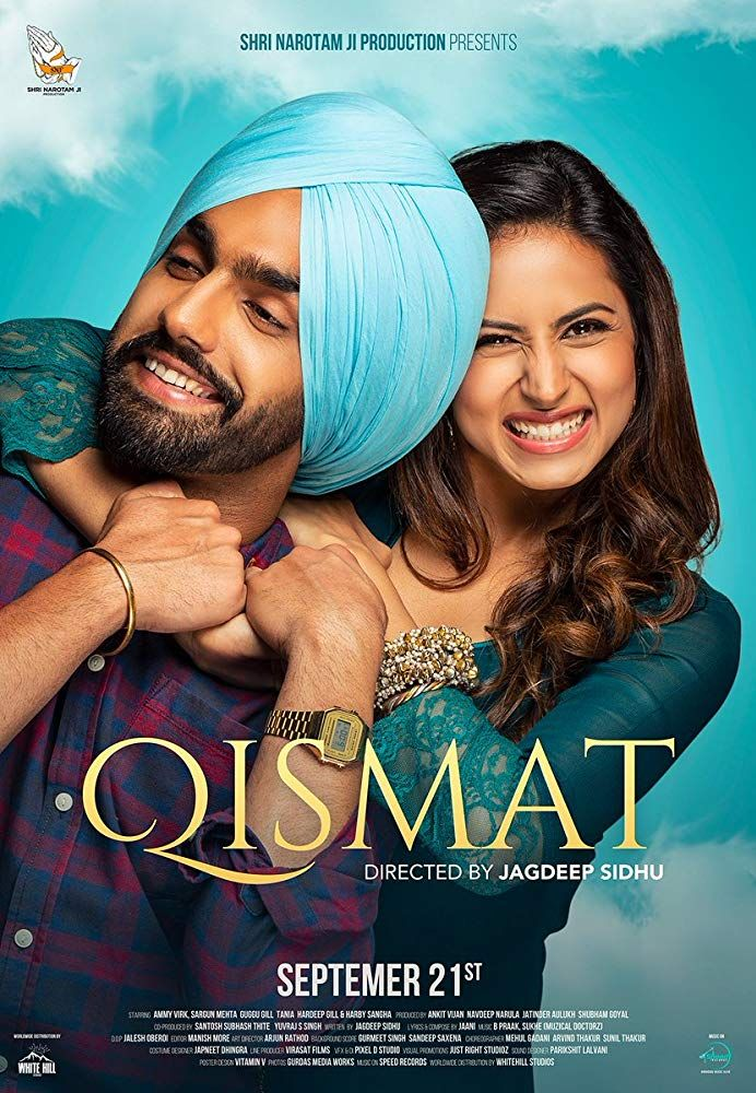 Qismat 2018 Hindi Hdcam 720p Ratings 9210 1036 Genre