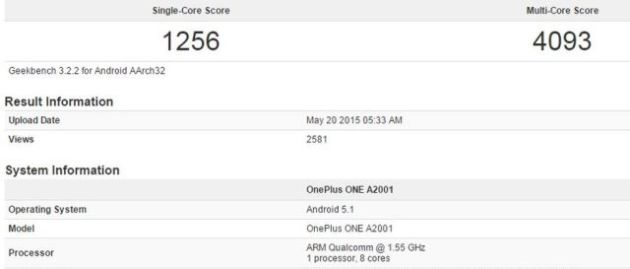 ApkDriver - Latest Android Apps,Games and News: Leaked benchmark reveals that the OnePlus Two will...