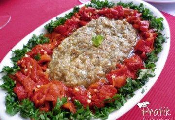 Acılı Ezme - Pratik Ev Yemekleri