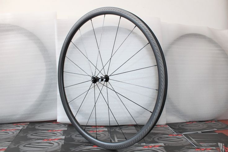 Our Lowest Profile Graphene Carbon Wheelset For An Aero Rim The