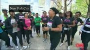 Black Girls Run! (Running)  A new running organization has been hitting the streets all over the country, dedicated to helping African-American women get in shape.