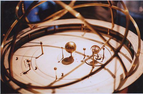 Measuring celestial movement