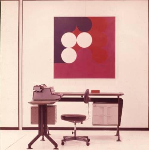 Macchinada scrivereTekne 3 e Synthesis, Ettore Sottsass, 1964