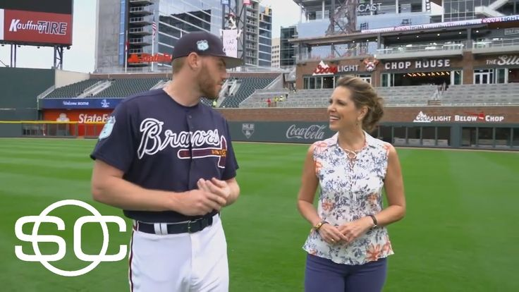 Freddie Freeman Full Interview With Hannah Storm | SportsCenter | ESPN - USANEWS.CA