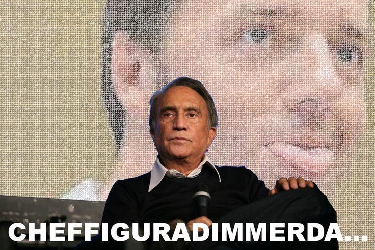 Cheffiguradimmerda Emilio Fede Renzi