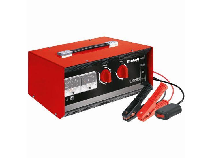 Mediamarkt Einhell Cc Bc 30 Batterie Ladegerat Rot