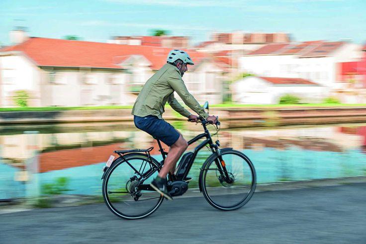 Las bicicletas eléctricas son clave en la movilidad urbana, según un estudio