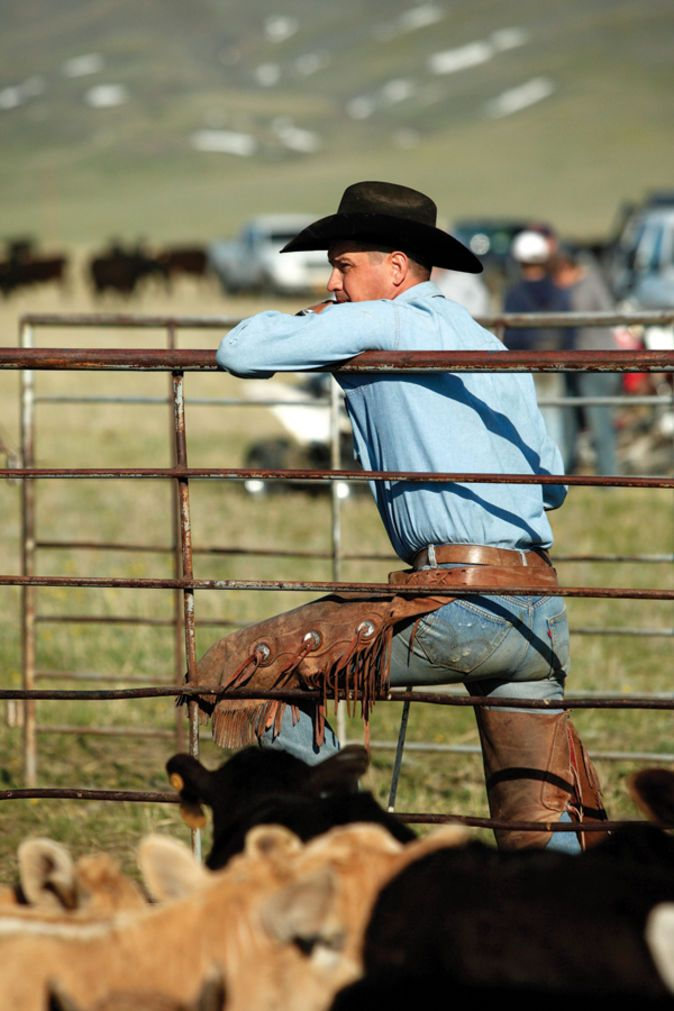 Hi-Line Minimalist | American Cowboy | Western Lifestyle - Travel - People