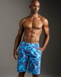 Купить мужские пляжные шорты в интернет магазине