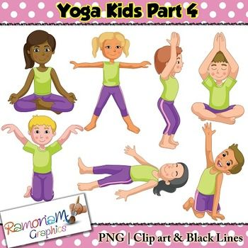 yoga clip art  clip art art alphabet pictures