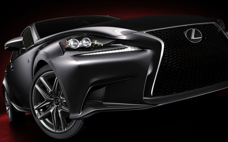 This is the one! :P 2014-Lexus-IS-350-F-Sport-front-headlamps Photo on January 9, 2013