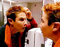 Pin for Later: You Definitely Crushed On These 16 Guys From Disney Channel Original Movies Ryan Merriman as Kyle Johnson in Luck of the Irish Yes, he was back at it again as our favorite leprechaun.