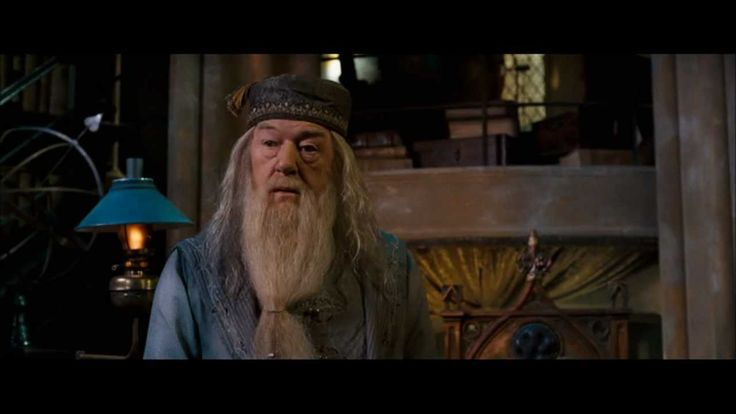 Harry Potter and the Order of the #Phoenix - Albus Dumbledore's big escape (HD)…