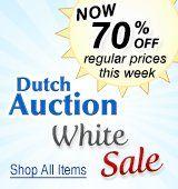 Dutch Auction - 70% off!