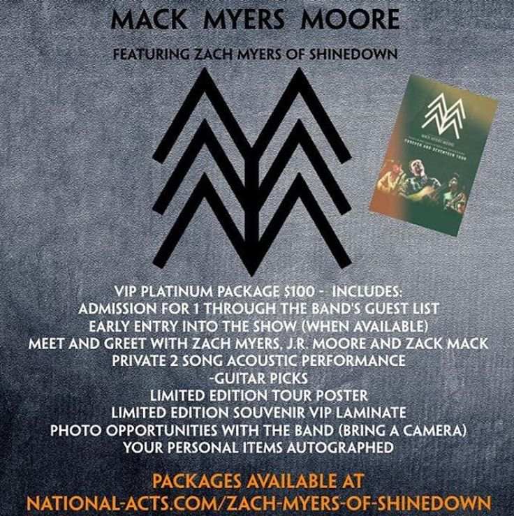 #Repost @ammm_nation  (Via National Acts) VIP Meet and Greet Packages are now on sale for #MackMyersMoore! Click the link below to purchase yours today! http://ift.tt/19bWSKa 2/7 Green Bay Distillery - Ashwaubenon WI 2/8 Castle Theatre - Bloomington IL 2/9 Mystique Casino - Dubque IA 2/10 Shamrocks - Omaha NE 2/28 Britton at Patton-Crosswhite - Johnson City TN 3/1 Amos' Southend - Charlotte NC 3/3 The Stage House - Boonsboro MD 3/4 Jammin Java - Fairfax VA 3/5 Baltimore Soundstage…