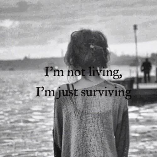 my unhappy life..........