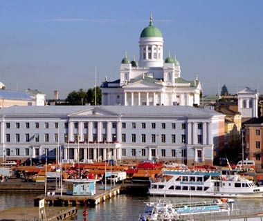 Helsinki, Finland, listed in world's top waterfront cities