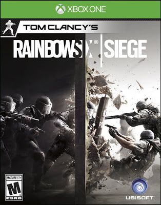 Electronics LCD Phone PlayStatyon: Tom Clancy's Rainbow Six Siege - Xbox One